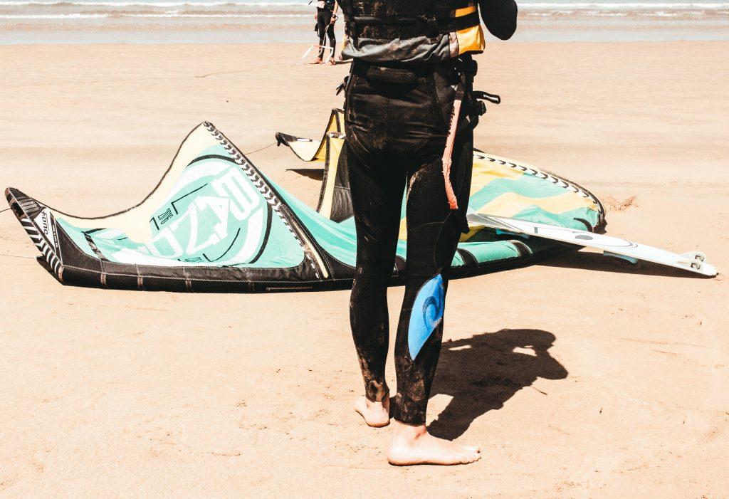attrezzatura kitesurf come sceglierla